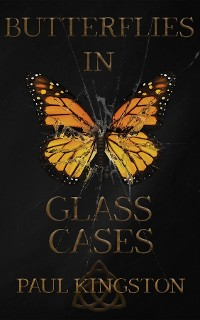 Cover Butterflies In Glass Cases