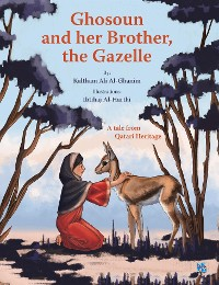 Cover Ghosoun and her Brother, the Gazelle