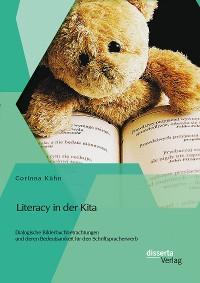 Cover Literacy in der Kita: Dialogische Bilderbuchbetrachtungen und deren Bedeutsamkeit für den Schriftspracherwerb