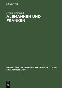 Cover Alemannen und Franken