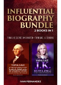 Cover Influential Biography Bundle: 2 Books in 1
