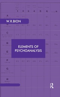Cover Elements of Psychoanalysis