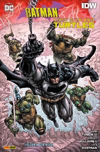 Cover Batman/Teenage Mutant Ninja Turtles - Helden der Krise