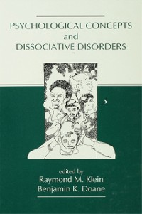 Cover Psychological Concepts and Dissociative Disorders