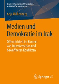 Cover Medien und Demokratie im Irak