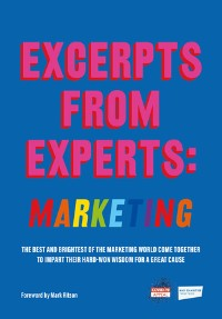Cover Excerpts from Experts: Marketing: Marketing