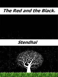 Cover The Red and the Black.