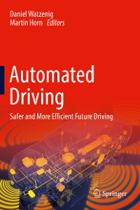 Cover Automated Driving