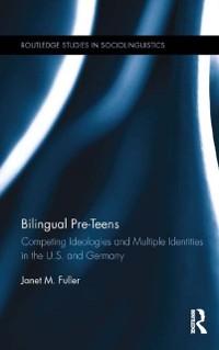 Cover Bilingual Pre-Teens