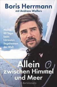 Cover Allein zwischen Himmel und Meer