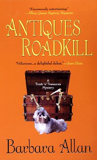 Cover Antiques Roadkill: A Trash 'n' Treasures Mystery
