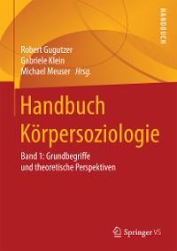 Cover Handbuch Körpersoziologie