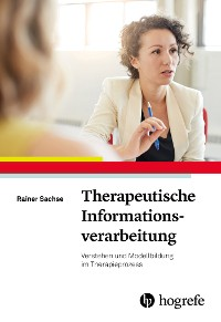 Cover Therapeutische Informationsverarbeitung