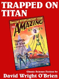 Cover Trapped on  Titan