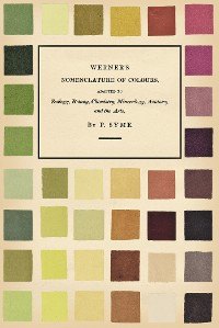 Cover Werner's Nomenclature of Colours