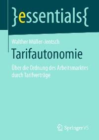 Cover Tarifautonomie