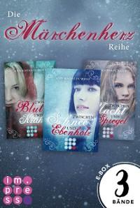 Cover Die Märchenherz-Reihe: Alle Bände der packenden Trilogie in einer E-Box!