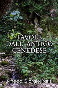 Cover Favole Dall' Antico Cenedese