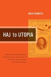 Cover Haj to Utopia