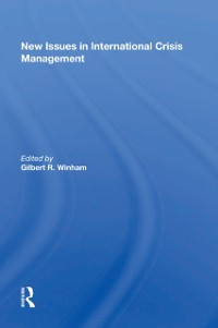 Cover New Issues In International Crisis Management
