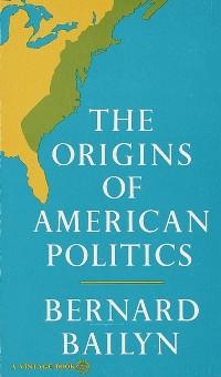 Cover Origins of American Politics