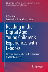 Cover Reading in the Digital Age: Young Children's Experiences with E-books