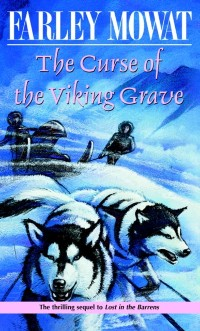 Cover Curse of the Viking Grave