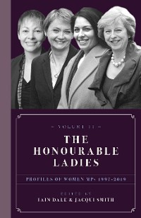 Cover The Honourable Ladies