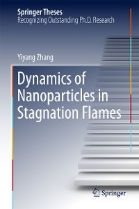 Cover Dynamics of Nanoparticles in Stagnation Flames