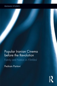 Cover Popular Iranian Cinema before the Revolution
