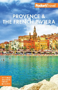 Cover Fodor's Provence & the French Riviera