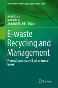 Cover E-waste Recycling and Management