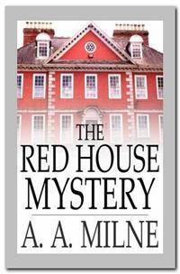 Cover The Red House Mystery