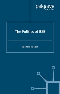 Cover The Politics of BSE