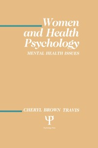 Cover Women and Health Psychology