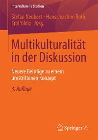 Cover Multikulturalität in der Diskussion