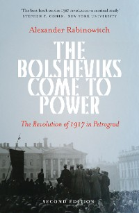 Cover The Bolsheviks Come to Power