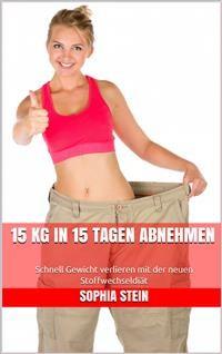 Cover 15 kg in 15 Tagen abnehmen
