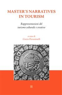 Cover Master's narratives in tourism