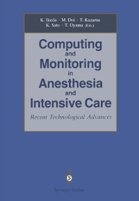 Cover Computing and Monitoring in Anesthesia and Intensive Care