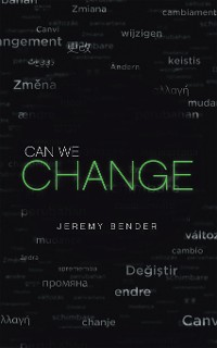 Cover Can We Change
