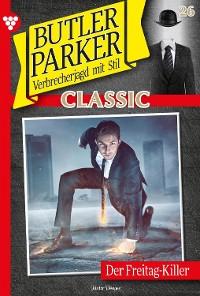 Cover Butler Parker Classic 26 – Kriminalroman