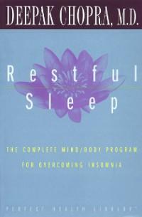 Cover Restful Sleep