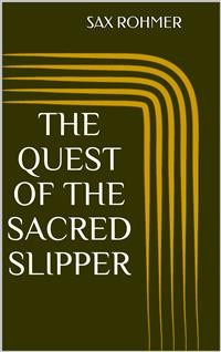 Cover The Quest of the Sacred Slipper