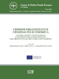 Cover Crimine organizzato e criminalità economica