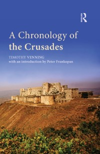 Cover Chronology of the Crusades