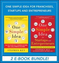 Cover One Simple Idea for Franchises, Startups and Entrepreneurs