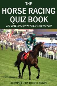 Cover Horse Racing Quiz Book