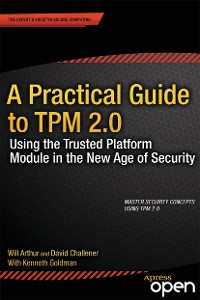 Cover A Practical Guide to TPM 2.0