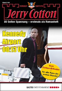 Cover Jerry Cotton Sonder-Edition 101 - Krimi-Serie